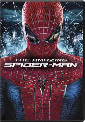 AMAZING SPIDER MAN BY GARFIELD,ANDREW (DVD)